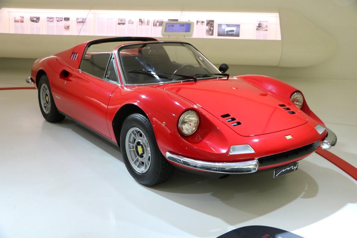 Modena - Enzo Museum 0064 - 1969 Dino 246 GT.jpg