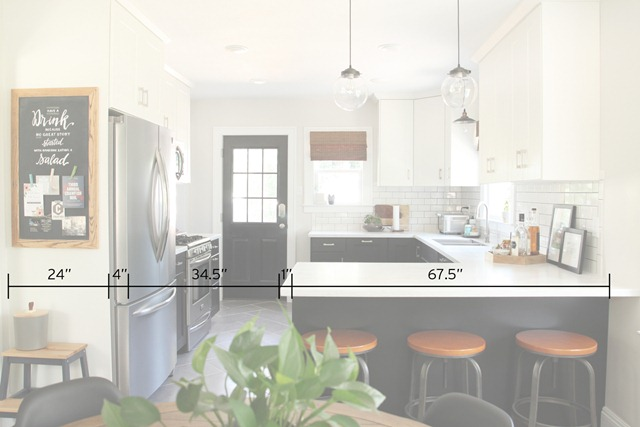 Kitchen-Dimensions