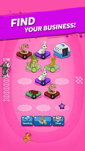 Merge Cute Animals: Cat & Dog 2.0.0 screenshots 8