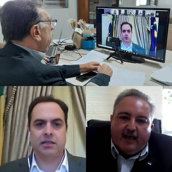 Prefeitos de Pernambuco se reunem para falar sobre volta às aulas presenciais, mas não se mostram otimistas