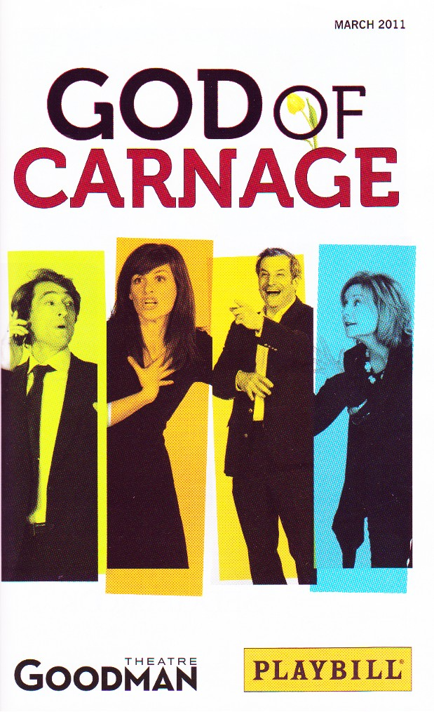 Seth saith 39 god of carnage 39 a fine farce but leaves me for Farcical comedy definition