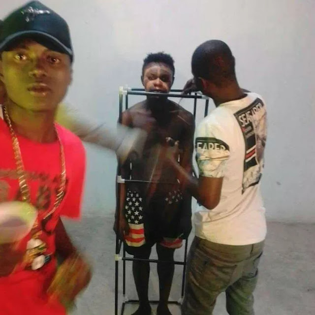 """GIST: CHUNKY SETS TO DROP HIS OFFICIAL VIDEO """"OKWA"""" , SEE PHOTOS"""