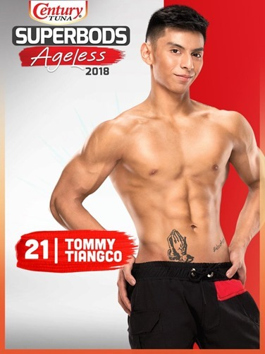 Tommy Tiangco 21