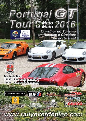 """Portugal GT Tour"" - Lamego - 14 de maio de 2016"