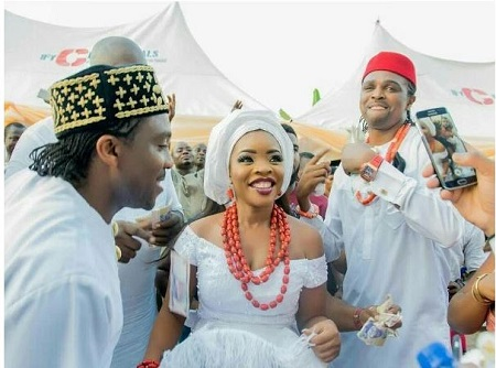 Did Linda Ikeji Abandon Sister's Traditional Wedding for Blogging?