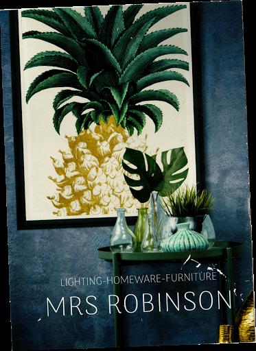 Mrs Robinson Flyer