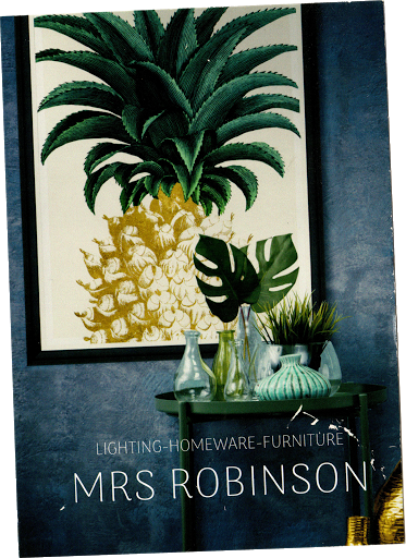 Mrs Robinson Flyer
