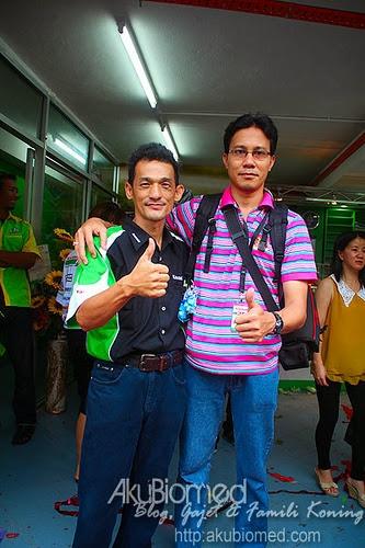 Ah Loo dan Blogger AkuBiomed