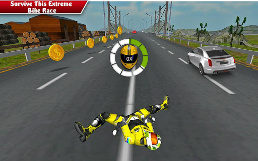 Moto Bike Attack Race 3d games 1.4.2 screenshots 1