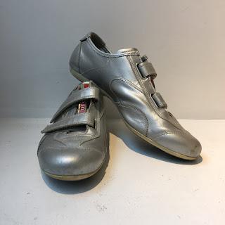 Prada Velcro Sneakers