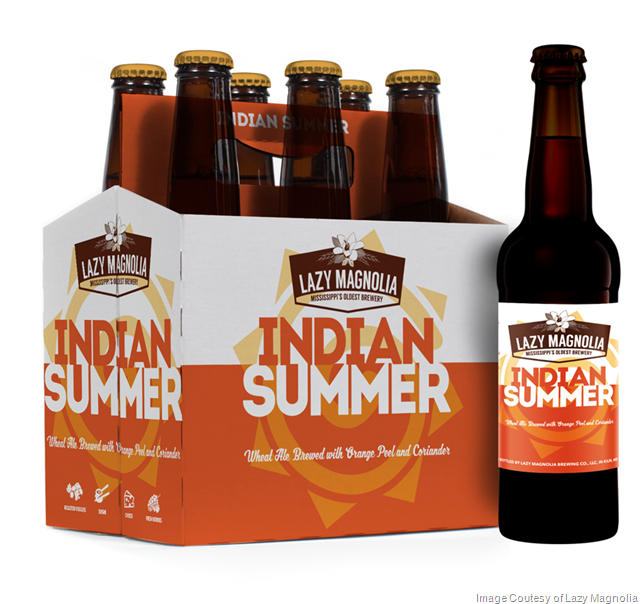 Lazy Magnolia Releasing Indian Summer