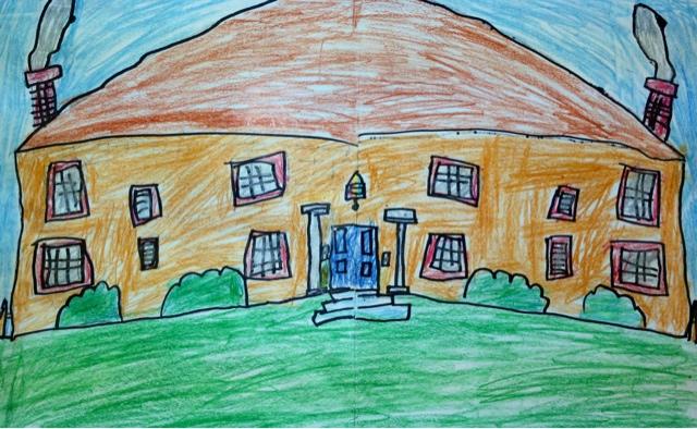 blogger-image-1558674806.jpg & WE (heart) Art: Symmetrical Houses