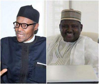 President Buhari orders immediate sack of wanted ex-pension boss, Abdulrasheed Maina