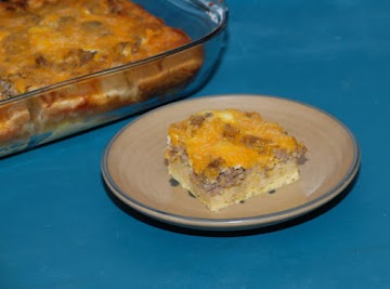 Yummy In Your Tummy Breakfast Casserole! Recipe