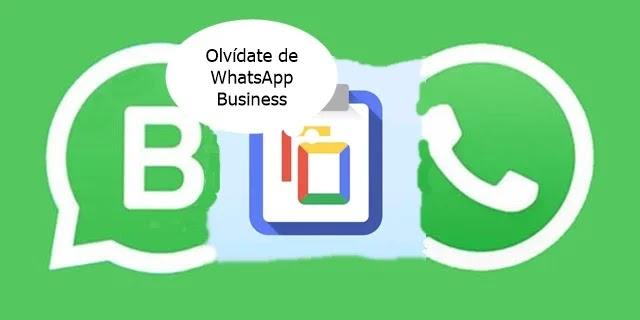 La aplicacin que te ayudará a olvidarte de WhatsApp Business