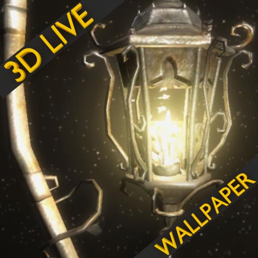 Lamp 3D Live Wallpaper (Pro)
