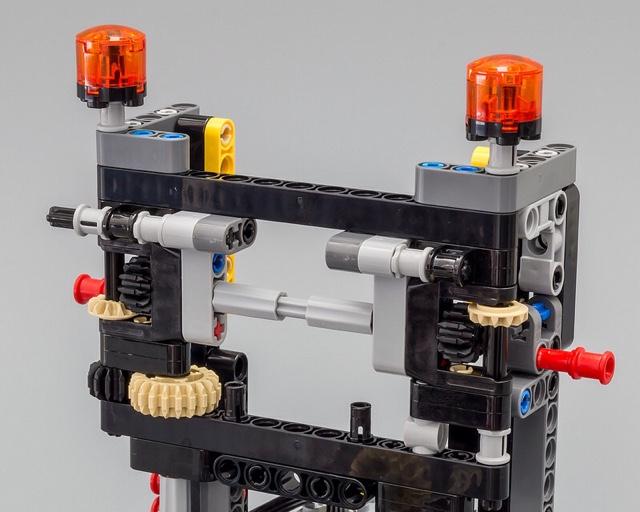 lego technic hub mercedes benz arocs 42043 pics. Black Bedroom Furniture Sets. Home Design Ideas