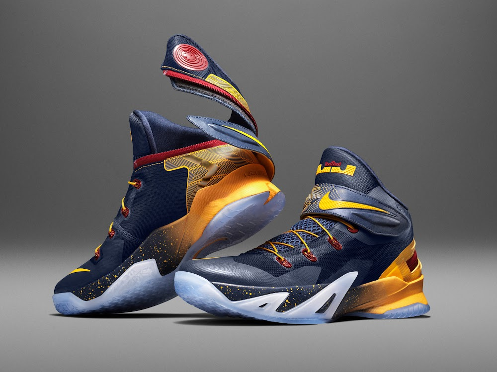 01ba1c9d894 Nike Creates Flyease LeBron Solider 8 To Help Disabled Athletes ...