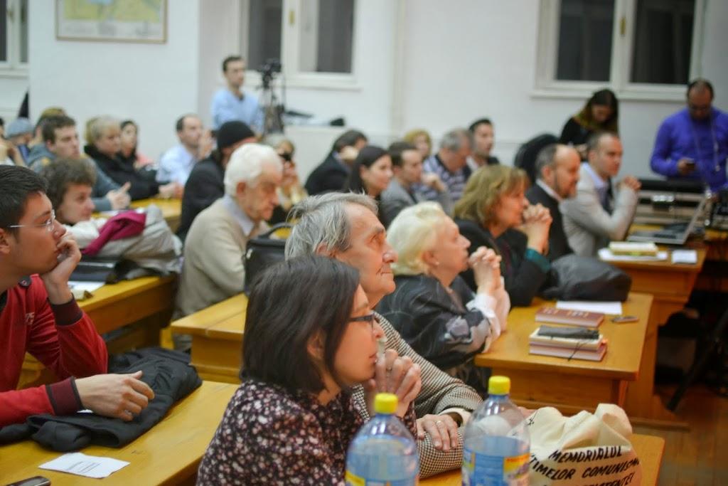 Seara cultural duhorvniceasca la FTOUB 317