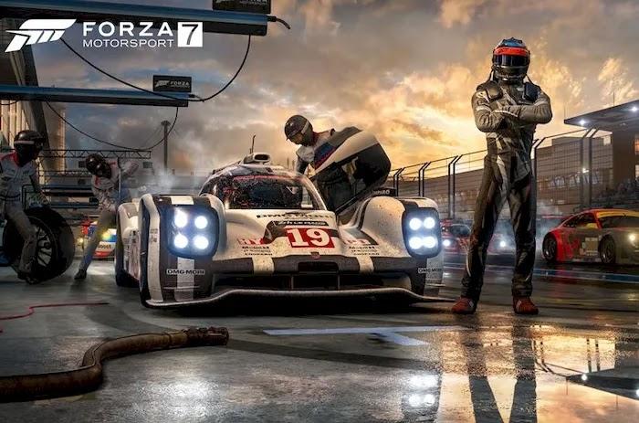 Cheapest Xbox One Games Forza Motosport 7