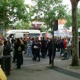 Manifestation pour la défense des retraites.