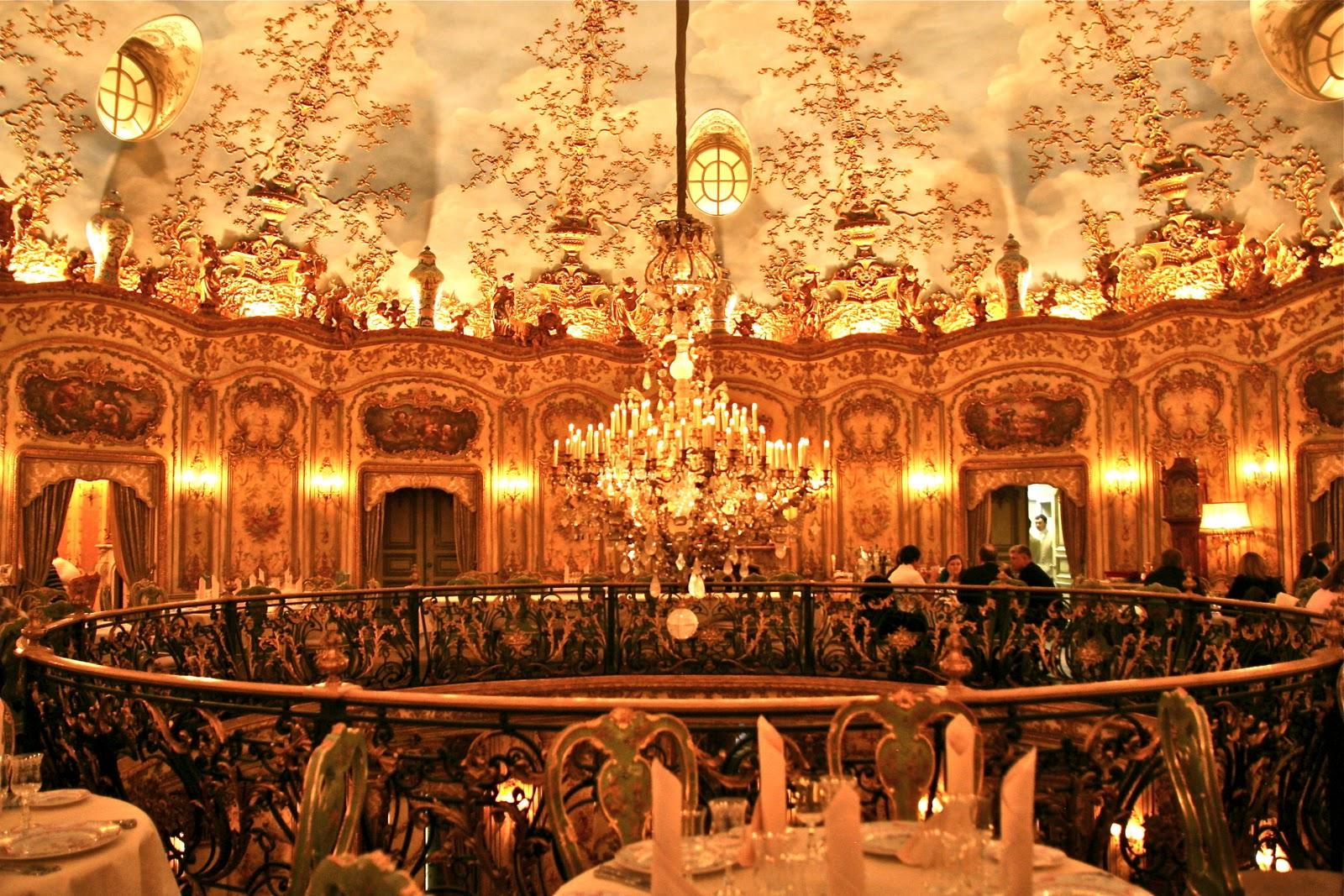 Cafe Pushkin Restaurant Moscow