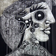 Photo: Museo de Arte Latinoamericano de Buenos Aires (MALBA) En la fachada del museo: Ramona en la calle (Antonio Berni, 1964) Expo: Antonio Berni. Juanito y Ramona (MALBA 2014-2015)