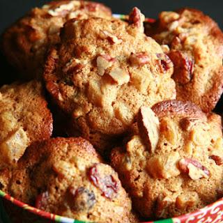 Gluten Free Fruitcake Cookies