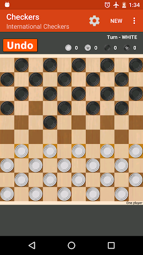 チェッカーズ Checkers Draughts