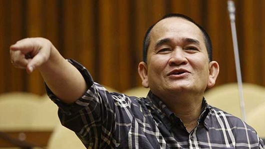 Kader Demokrat Bela Rocky Gerung, Ruhut Sitompul: Ungsikan ke Hambalang Sentul Kan Paten