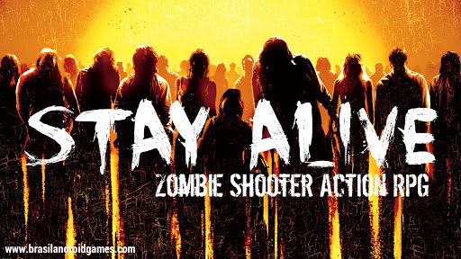 Stay Alive: Zombie Shooter Action RPG IPA