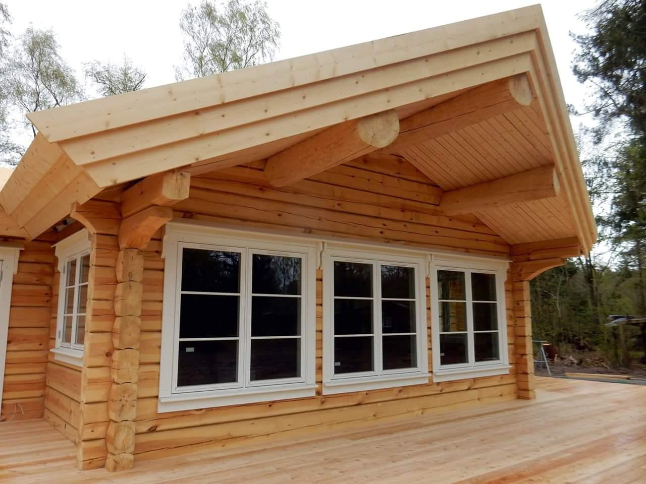 Casas de madera natural dise os arquitect nicos - Casas de madera natural ...