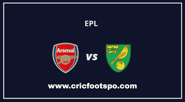 Premier League: Arsenal Vs Norwich City Live Stream Online Free Match Preview and Lineup