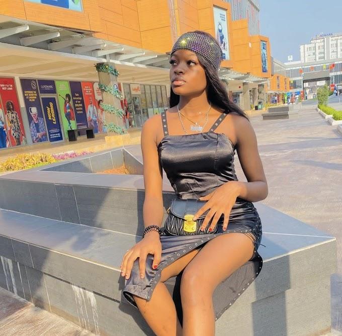Naira Marley's Sister, Shubomi Go Nak*d In a Viral  Latest Photos