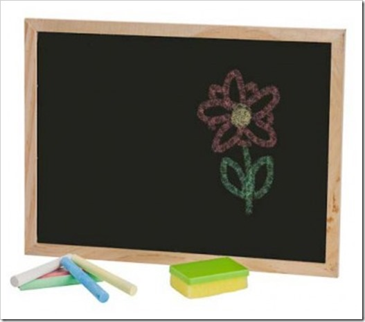 Poundland Chalk Board 1