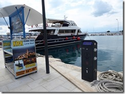 Croatia Cruising Companion - Crikvenica Main Harbour