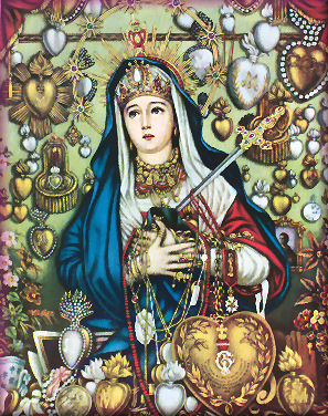 Goddess Erzulie Freda Image
