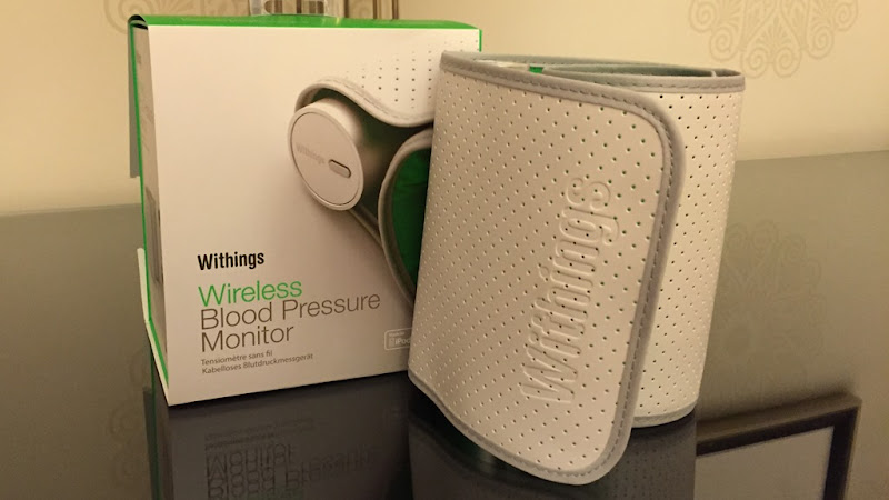 Withings ワイヤレス血圧計