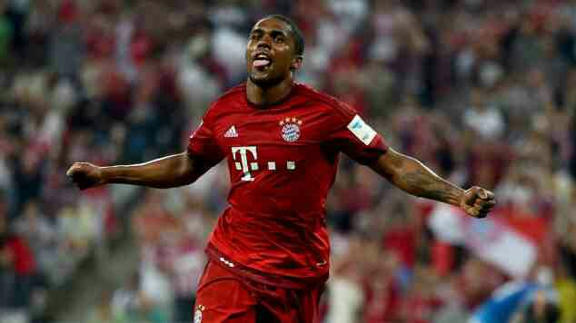 Juventus close to agreeing deal with Bayern Munich to sign Douglas Costa