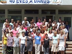 Photo: Az iskola dolgozói 2014. június