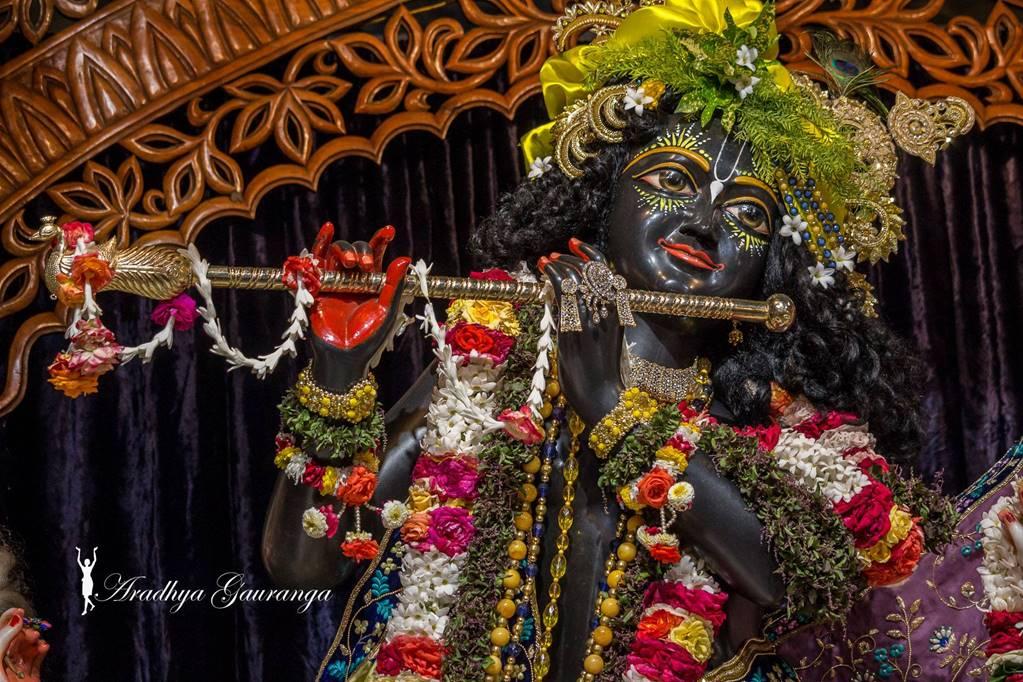 ISKCON Mayapur Deity Darshan 01 Mar 2016 (27)