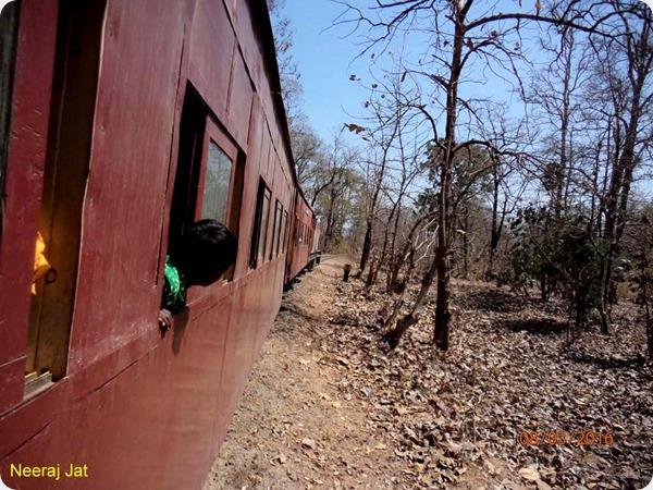 Bilimora - Waghai NG Railway Line