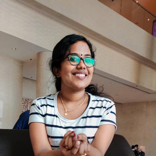 Anusha P's avatar