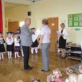 Dzień Nauczyciela - pasowanie uczniów klasy I