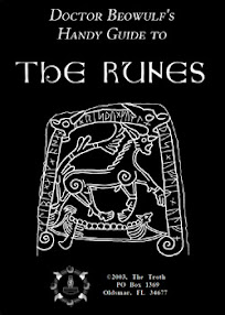 Cover of The Troth's Book Doctor Beowulf Guide to Runes