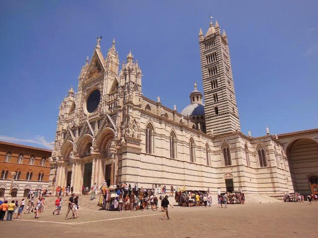 Siena (Italia) una de mis ciudades favoritas de Europa