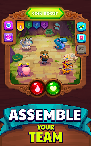 PewDiePie's Pixelings - Idle RPG Collection Game 1.7.0 screenshots 10