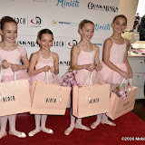 OIC - ENTSIMAGES.COM - Junior Ballerina's at the  2016 BLOCH Dance World Cup press launch in London 28th April 2016 Photo Mobis Photos/OIC 0203 174 1069