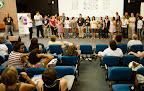 Lançamento do Bola na Rede e apresentação dos articuladores e colaboradores