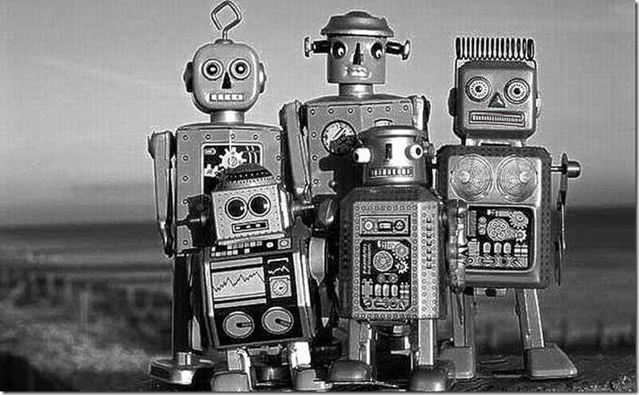 robot-famly